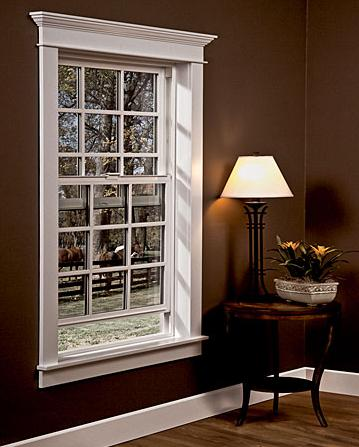Single- and double-hung windows